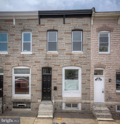 122 Eaton Street, Baltimore, MD 21224 - MLS#: 1000047269