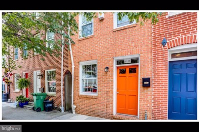 1929 Fleet Street, Baltimore, MD 21231 - MLS#: 1000047329