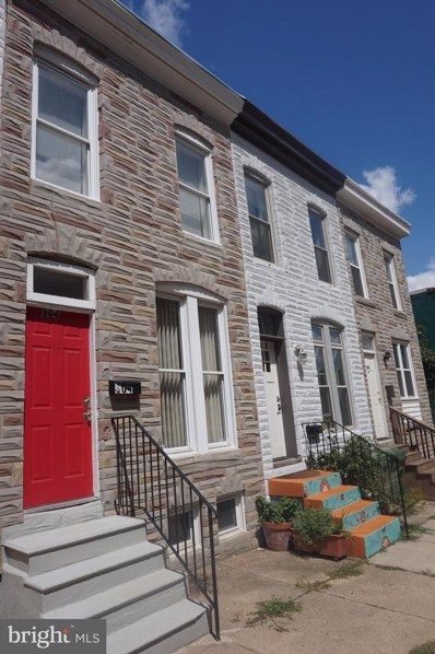 304 28TH Street, Baltimore, MD 21211 - MLS#: 1000047359
