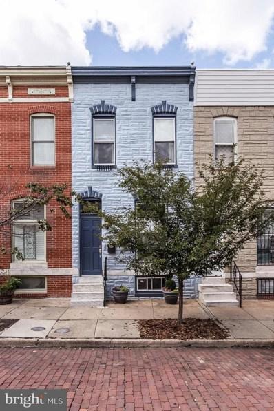 118 Bouldin Street, Baltimore, MD 21224 - MLS#: 1000047371