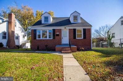 5427 Todd Avenue, Baltimore, MD 21206 - MLS#: 1000047489