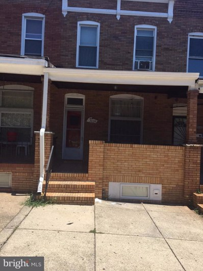 3034 Chesterfield Avenue, Baltimore, MD 21213 - MLS#: 1000047513