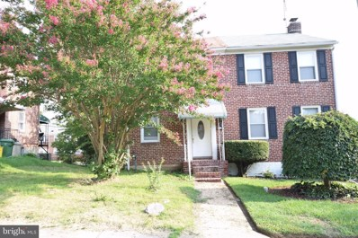 4910 Cedar Garden Road, Baltimore, MD 21229 - MLS#: 1000047579