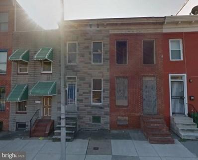1627 Pratt Street W, Baltimore, MD 21223 - MLS#: 1000047677