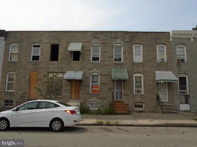 340 Payson Street S, Baltimore, MD 21223 - MLS#: 1000047735