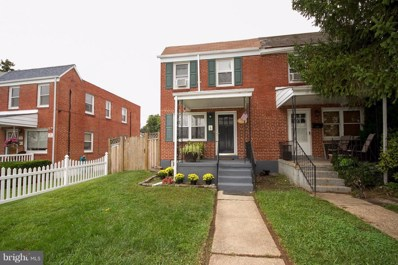 1222 Pine Heights Avenue, Baltimore, MD 21229 - MLS#: 1000047753