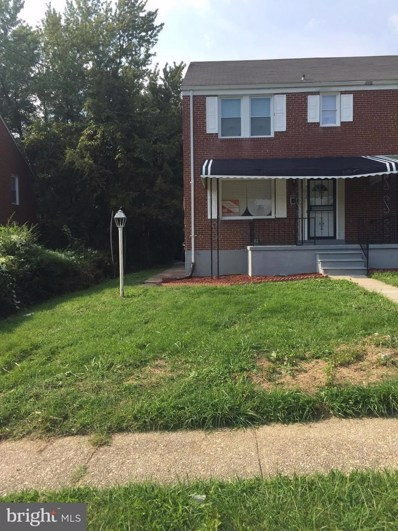 5012 Plainfield Avenue, Baltimore, MD 21206 - MLS#: 1000047819