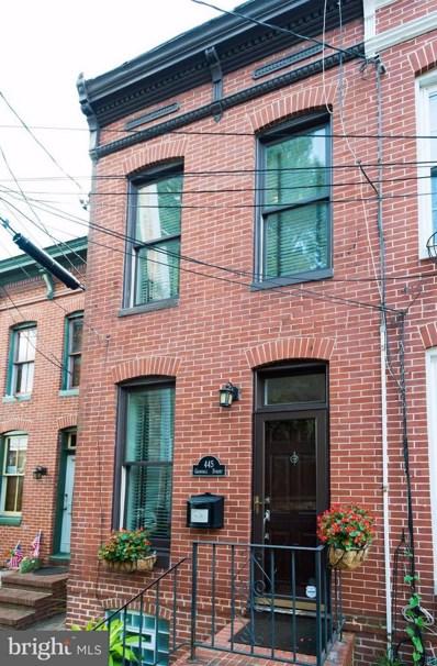 445 Grindall Street, Baltimore, MD 21230 - MLS#: 1000047931