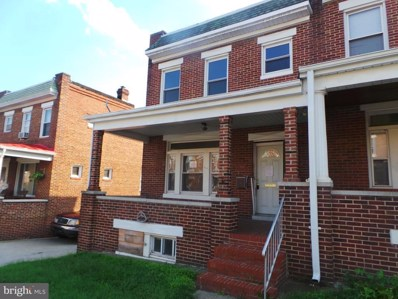 4339 Sheldon Avenue, Baltimore, MD 21206 - MLS#: 1000047935