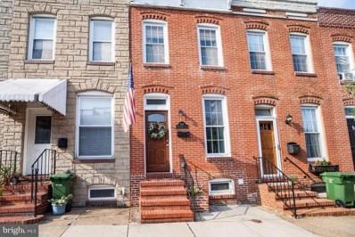 506 Clement Street E, Baltimore, MD 21230 - MLS#: 1000048029