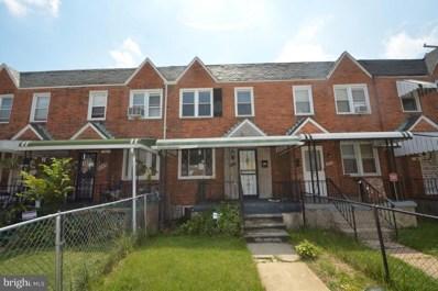 5126 Arbutus Avenue, Baltimore, MD 21215 - MLS#: 1000048077