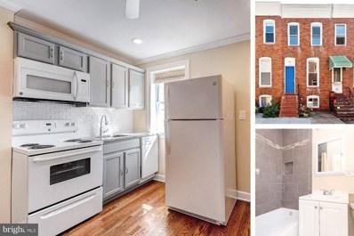 519 Glover Street, Baltimore, MD 21224 - MLS#: 1000048151