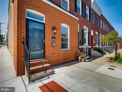 718 Eaton Street S, Baltimore, MD 21224 - MLS#: 1000048191