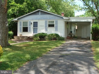 643 Elizabeth Street, Easton, MD 21601 - MLS#: 1000049731