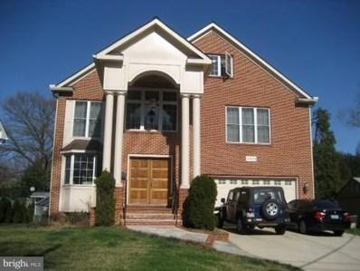 9905 Parkwood Drive, Bethesda, MD 20814 - MLS#: 1000051123