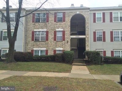 2503 McVeary Court UNIT 11, Silver Spring, MD 20906 - MLS#: 1000051515