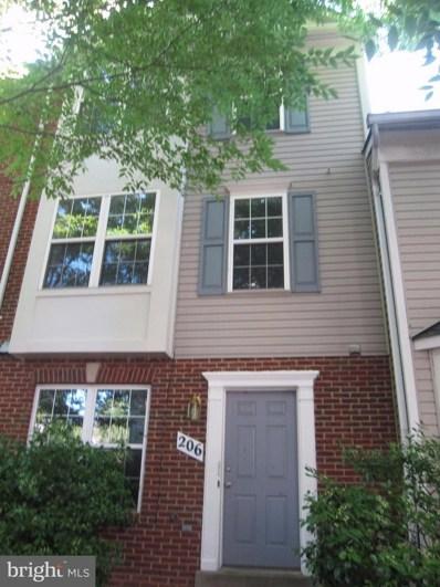 206 Swarthmore Avenue, Gaithersburg, MD 20877 - MLS#: 1000053597
