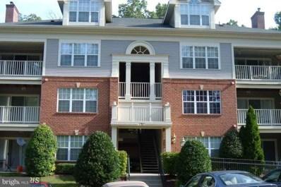 131 Timberbrook Lane UNIT 104, Gaithersburg, MD 20878 - MLS#: 1000054383