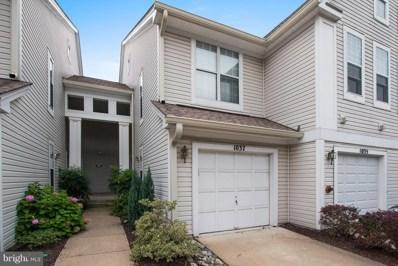 1037 Hillside Lake Terrace UNIT 1107-D, Gaithersburg, MD 20878 - MLS#: 1000055257