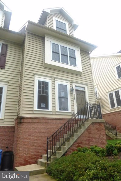 717 Glouster Knoll Drive, Silver Spring, MD 20901 - MLS#: 1000055709