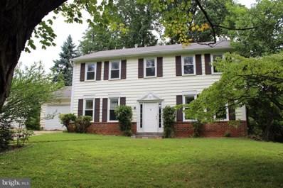 1601 Billman Lane, Silver Spring, MD 20902 - MLS#: 1000056559