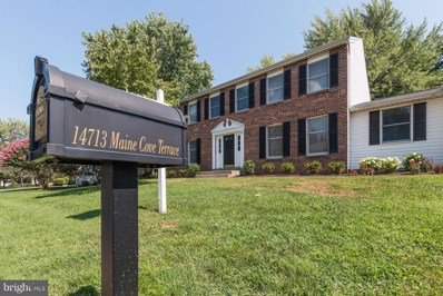 14713 Maine Cove Terrace, North Potomac, MD 20878 - MLS#: 1000056681
