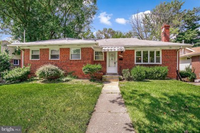 2511 Spencer Road, Silver Spring, MD 20910 - MLS#: 1000057439