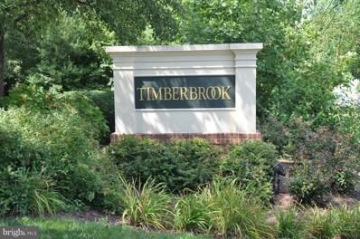 137 Timberbrook Lane UNIT 201, Gaithersburg, MD 20878 - MLS#: 1000057839