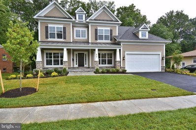 4115 Burke Station Road, Fairfax, VA 22032 - MLS#: 1000059873