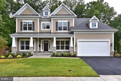 2725 Pioneer Lane, Falls Church, VA 22043 - MLS#: 1000063645