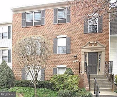 7757 New Providence Drive UNIT 62, Falls Church, VA 22042 - MLS#: 1000065531