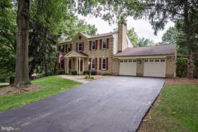 1017 Cup Leaf Holly Court, Great Falls, VA 22066 - MLS#: 1000067205