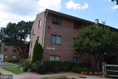 7604 Savannah Street UNIT T2, Falls Church, VA 22043 - MLS#: 1000067321