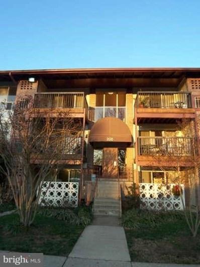 206 Park Terrace Court SE UNIT 43, Vienna, VA 22180 - MLS#: 1000069493