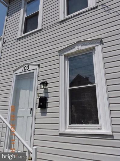 103 Elizabeth Street, Hagerstown, MD 21740 - MLS#: 1000071993