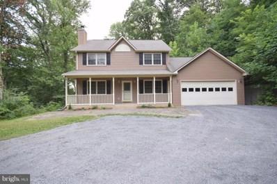 3651 Blue Mountain Road, Front Royal, VA 22630 - MLS#: 1000075819