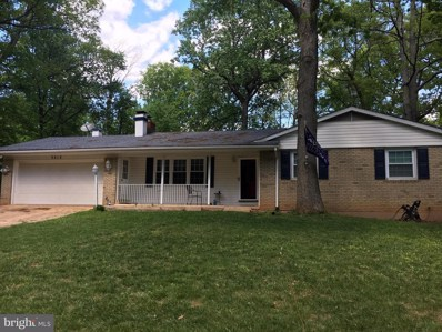5819 Victor Drive, Sykesville, MD 21784 - MLS#: 1000080715