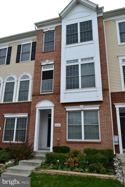 42645 Homefront Terrace, Chantilly, VA 20152 - MLS#: 1000085369