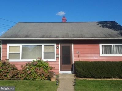16 Wayne Road, Camp Hill, PA 17011 - MLS#: 1000087958