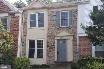 43872 Laburnum Square, Ashburn, VA 20147 - MLS#: 1000088691