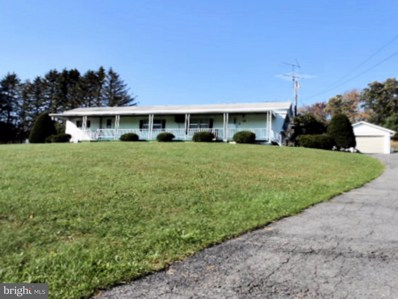 261 Pleasant Valley Rd Road, Pine Grove, PA 17963 - MLS#: 1000089504