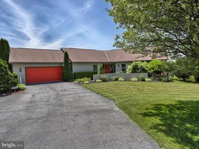 75 W Mount Airy Road, Dillsburg, PA 17019 - MLS#: 1000089518