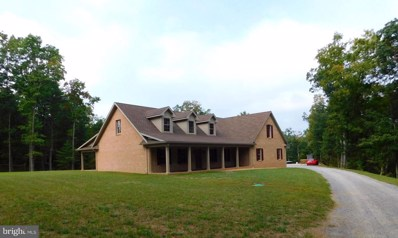 809 Rustic Tavern Road, Hedgesville, WV 25427 - MLS#: 1000091361