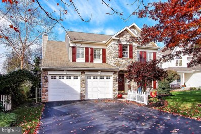 1887 Meadow Ridge Drive, Hummelstown, PA 17036 - MLS#: 1000091614