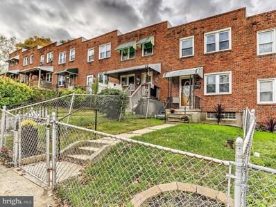 1706 Wickes Avenue, Baltimore, MD 21230 - MLS#: 1000091854