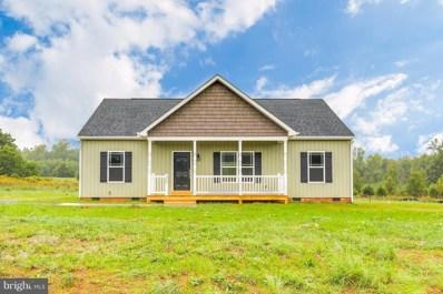 207 Cedar View Circle, Mineral, VA 23117 - MLS#: 1000092149