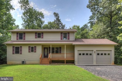 797 Windwood Coves Boulevard, Mineral, VA 23117 - MLS#: 1000092227