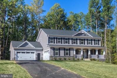 Musket Ridge Lane, Fredericksburg, VA 22407 - MLS#: 1000092591