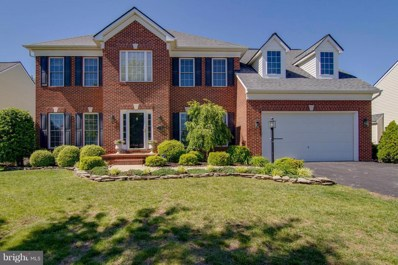 7109 Crown Jewels Court, Fredericksburg, VA 22407 - MLS#: 1000093293