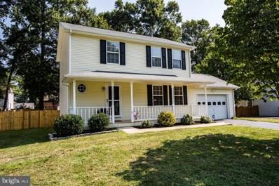 10111 South Fulton Drive, Fredericksburg, VA 22408 - MLS#: 1000094415